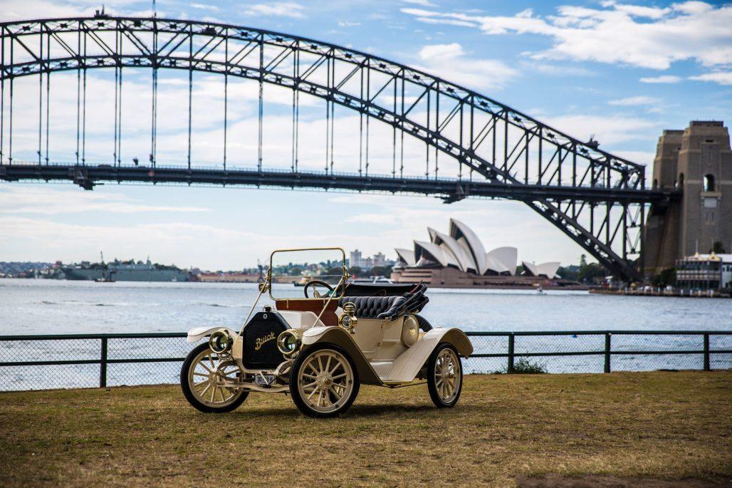 Concours d'Elegance Sydney 2018
