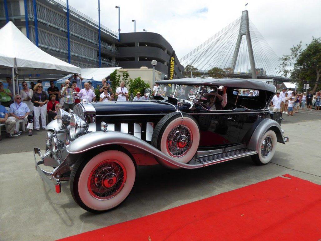 Concours d'Elegance Sydney